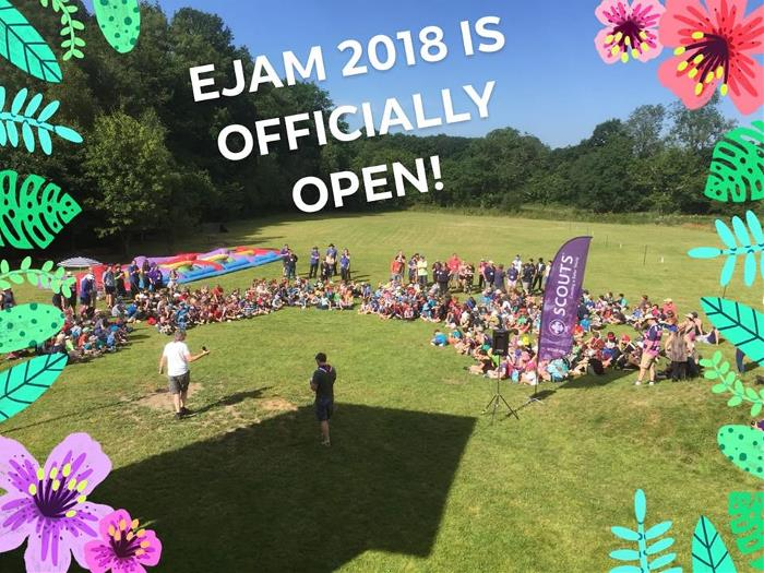 EJam - District Camp 2018